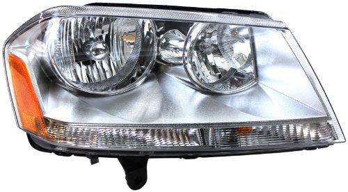 Preisvergleich Produktbild Dodge Avenger (SXT) Ersatz Scheinwerfer Versammlung–Beifahrerseite