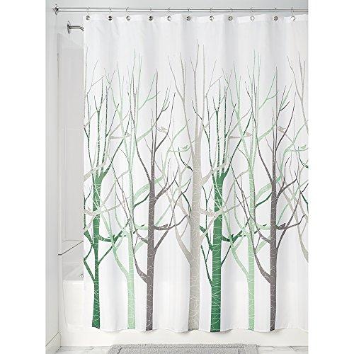 interdesign-forest-cortina-de-ducha-183-x-183-cm-color-salvia-y-gris-topo