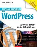 travaux pratiques avec wordpress apprenez ? cr?er un site web pas ? pas
