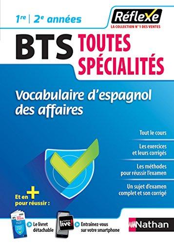 Vocabulaire d'espagnol des affaires - BTS par Alfredo Segura