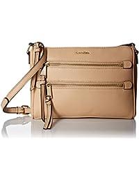 Calvin Klein Calvin KleinH6AEA4UQ - Borsa a tracolla pelle zigrinata  Classic Donna 9ef65a5f76d