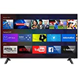Fortex 98 cm (39 inches) FX39MAC01 HD Ready LED Smart TV (Black)