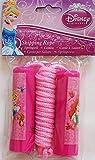 Sambro International Mädchen Springseil Offizielles Lizenzprodukt Frozen, Disney Princess, Minnie Mouse Springseil Kinder Aktivität, Disney Princess Skipping Rope (Hot Pink)