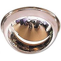 Espejo convexo semiesférico 60 cm para techo 360 panorámico seguridad en tiendas