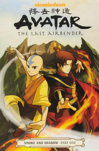 AVATAR LAST AIRBENDER 10 SMOKE & SHADOW PART 01