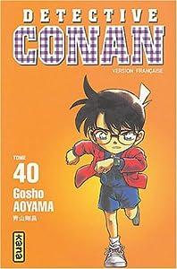 Détective Conan Edition simple Tome 40