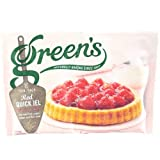 Greens Quick Gel Red, 2x70g