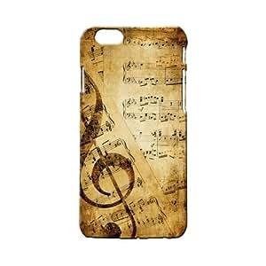 BLUEDIO Designer 3D Printed Back case cover for Apple Iphone 6/ 6s - G3201