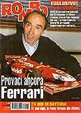 Rombo 6 febbraio 1998 Williams Bernard Dudot Ricardo Zonta