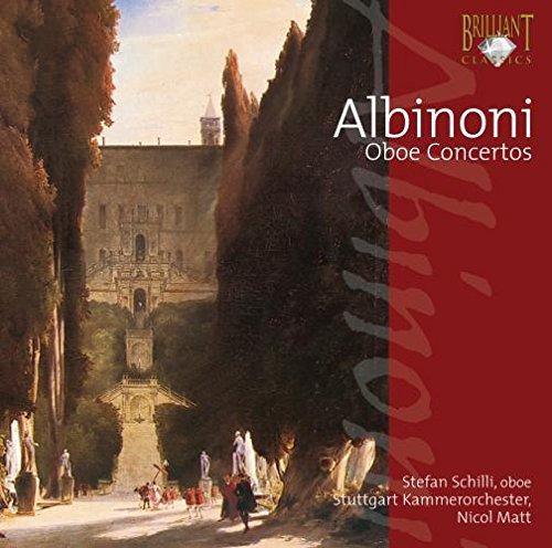 Albinoni: Oboe Concertos -