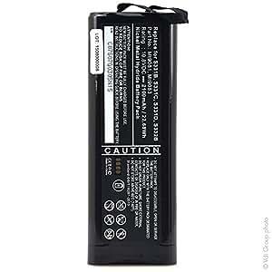 NX - Batterie de mesure 10.8V 2100Ah