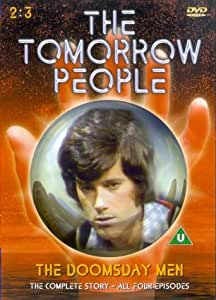 The Tomorrow People - The Doomsday Men [DVD] [1974]