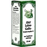 LEBER GALLE Kräutertropfen N Salus 50 ml Flüssigkeit