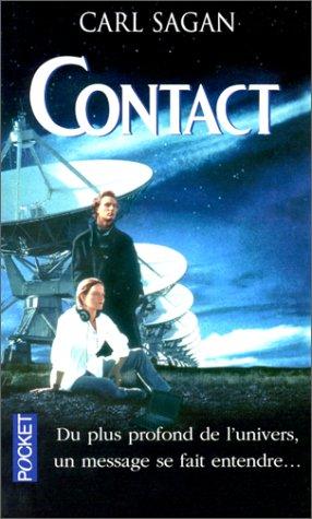 Contact par Carl Sagan