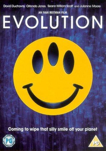 Evolution [DVD] [2001] by David Duchovny
