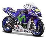 Maisto 31590 - Moto GP Yamaha Valentino Rossi 2016 immagine