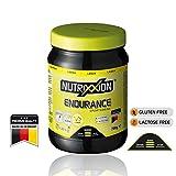 Nutrixxion ENDURANCE ENERGY Drink mit AMINOSÄUREN (BCAA), MINERALIEN & VITAMINEN Set 700g Dose, Geschmack Lemon