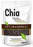 Chia Seeds 1kg - High in Vitamins and Minerals - NATURACEREAL