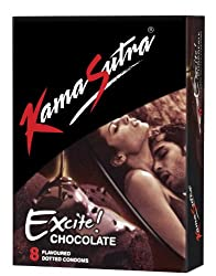 KamaSutra Chocolate - 8 Condoms