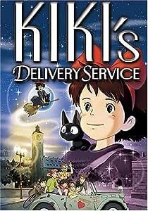 Kiki's Delivery Service [DVD] [1989] [Region 1] [US Import] [NTSC]