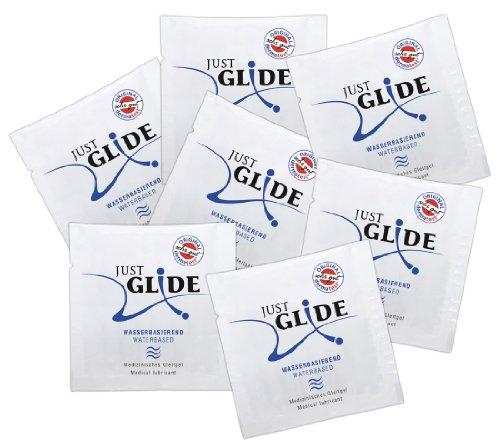 Just Glide 50er-Beutel Sachets, 1er Pack (1 x 50 Stück)