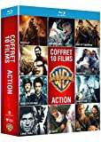 Collection de 10 films action Warner - Coffret Blu-Ray