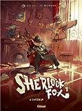 Sherlock Fox - Tome 01 : Le chasseur
