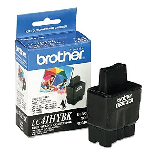 Brother Fax 1940CN Schwarz Original Tintenpatrone Hohe Ergiebigkeit (900Ergiebigkeit) -