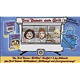 Drei Damen vom Grill - Sonderedition (die Boxen 1&2 inkl. Schürze, Grillzange und Currywurstrezept)