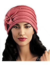 080a72ab40316e Elegant Warm Beanie Hat CORVETTA - Women Winter Hat Woolmark Wool