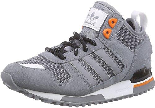 adidas Originals Zx 700 Winter Unisex-Erwachsene High-Top Grau (Grey/Grey/Ftwr White)