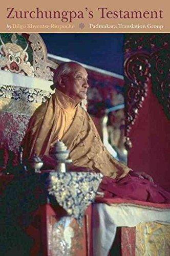 [(Zurchungpa's Testament)] [By (author) Dilgo Khyentse Rinpoche] published on (January, 2007)