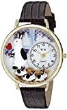 Whimsical Watches Unisex G0110017 Bunny Rabbit Purple Leather Watch best price on Amazon @ Rs. 1958