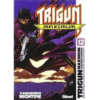 Trigun Maximum 12