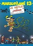 Le Marsupilami, tome 13 - Le Défilé du jaguar