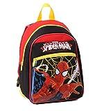 Zaino da Scuola - Spider-man - Small, Poliestere, Multicolore