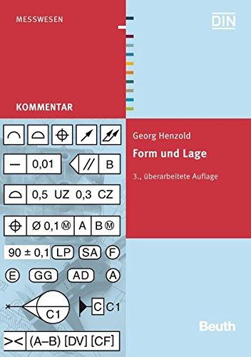 Form und Lage (Beuth Kommentar)