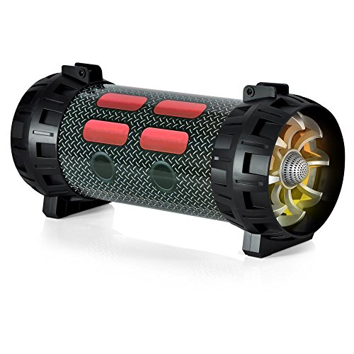 Pyle Portable Bluetooth Boombox PMBSPG40