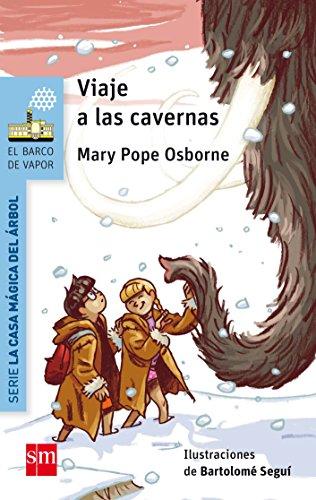 Viaje A Las Cavernas (Barco de Vapor Azul)