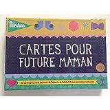 Milestone Cards-Cartes Erinnerungen Ersten Momente der Schwangerschaft Cards