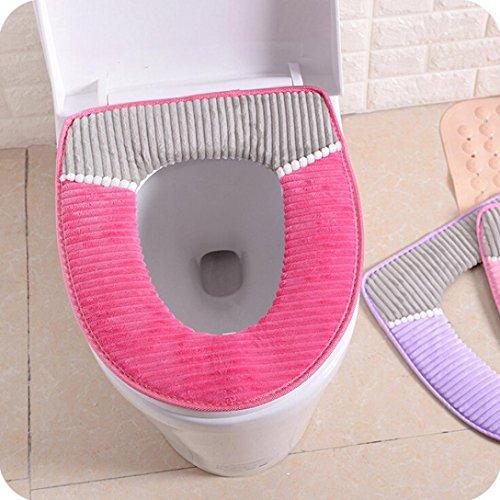 Samlike toilettendeckelbezug