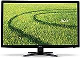 Acer G276HLA 27 inch Wide screen Monitor (16:9, Full HD, 2 ms, 100M:1, ACM, 250nits, LED, DVI, HDMI,Acer EcoDisplay) - Black