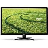 Acer G276HLABID 68,6 cm (27 Zoll) Monitor (VGA, DVI, HDMI, 2ms Reaktionszeit) schwarzB