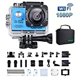 WiFi Actioncam Full HD 1080P Unterwasserkamera Digital Wasserdicht 2.0 Zoll