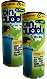 BIN BUDDY CITRUS, KILLS FLIES,WASPS AND BAD ODOUR 450g x 2