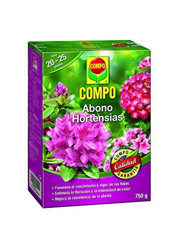 Abono para Hortensias Compo