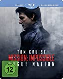 Mission Impossible: Rogue Nation - Steelbook (exklusiv bei Amazon.de) [Blu-ray] [Limited Edition]