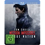 Mission Impossible: Rogue Nation - Steelbook