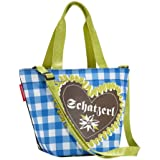 Reisenthel ZR5022 shopper XS special edition / 31 x 21 x 16 cm / Polyester / bavaria