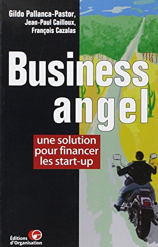 Buisiness angel. Une solution pour financer les start-up